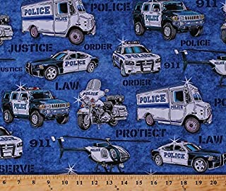 Best helicopter print fabric Reviews