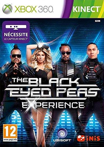 The Black Eyed Peas : Experience (jeu Kinect)