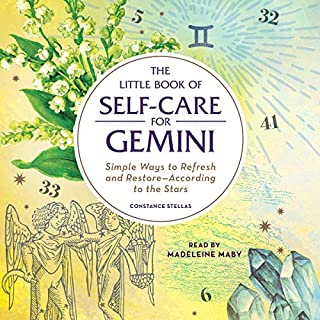 The Little Book of Self-Care for Gemini audiobook cover art