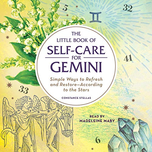 The Little Book of Self-Care for Gemini cover art