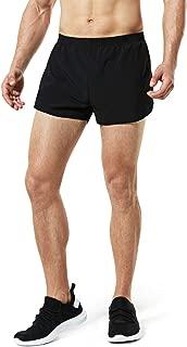 "Tesla Men's Running Shorts Quick Dry Mesh Liner Jogging Training 3""/ 4""/ 5"""