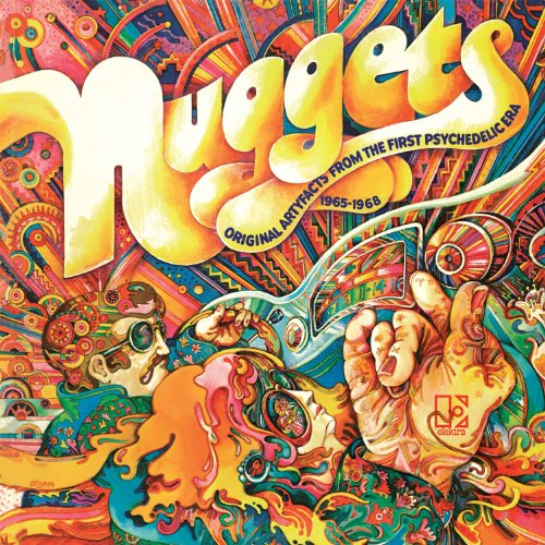 Nuggets Original First Psychedelic Era 65-68