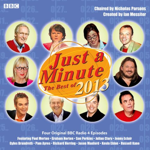 Just a Minute: The Best of 2013 audiobook cover art