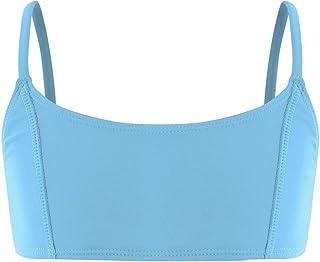 Eono Essentials - Bikini de dos piezas para niñas