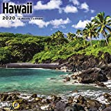 Hawaii Wall Calendar 2020