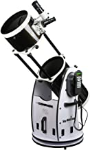 SkyWatcher S11810 GoTo Collapsible Dobsonian 10-Inch (White)