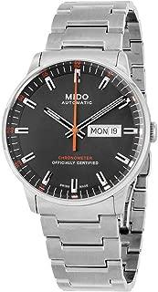 Mido Commander II Grey Automatic Analog Men's Watch MD M021.431.11.061.01