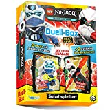 Lego 181016 Ninjago Serie V Next Level Duelldeck 2 barajas con 30 2 cartas limitadas