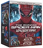 The Amazing Spider-Man 3D: Limited Edition Collector's Set + Figurine Collector + Figurine (Bilingual) [Blu-ray 3D + Blu-ray + DVD]