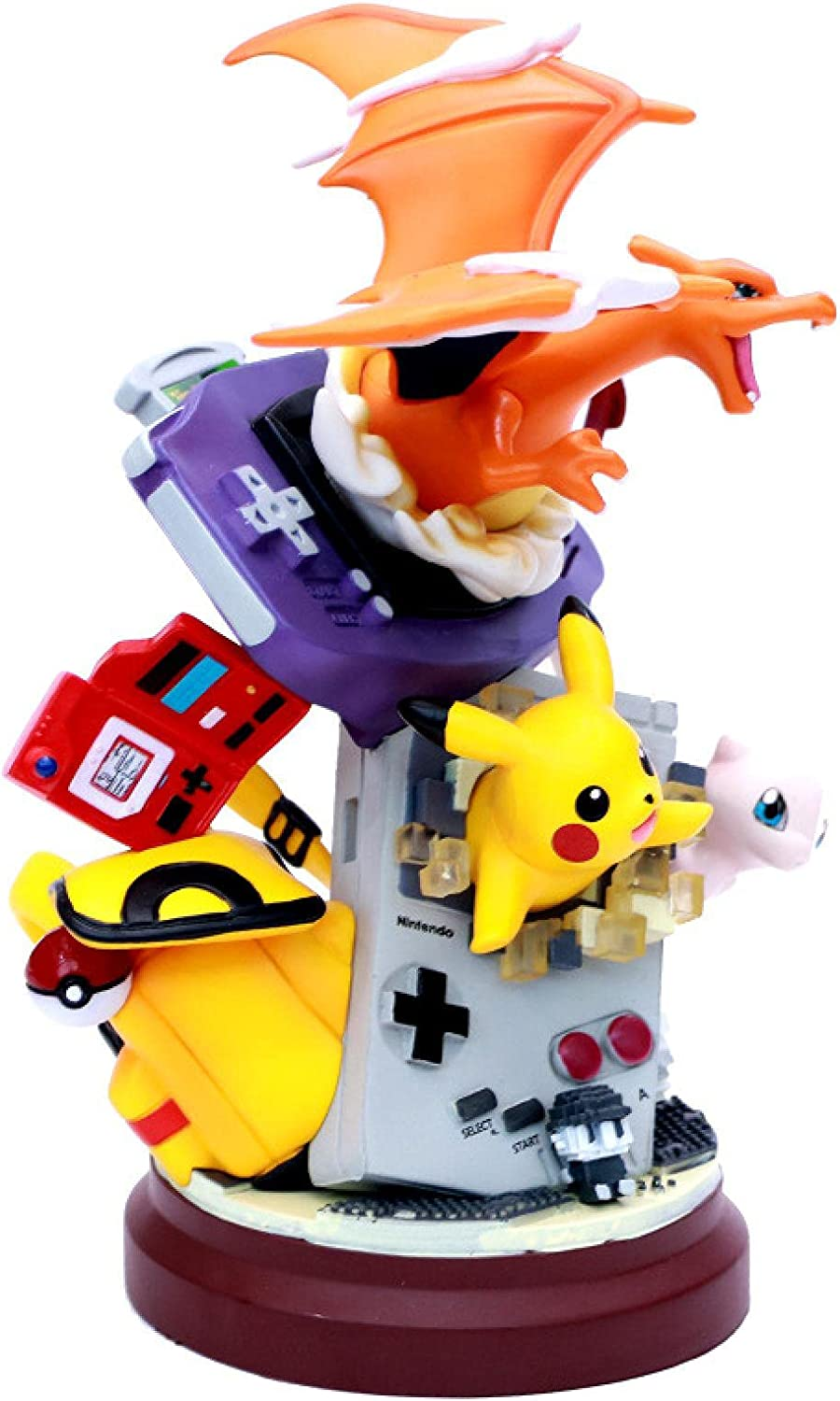 Ranking TOP11 Anime Pokemon Figure Manufacturer direct delivery Resin Statue Actio Pikachu Mewtwo Charizard