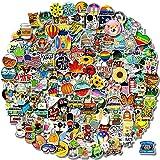 300 PCS Stickers Pack (50-850Pcs/Pack), Colorful VSCO Waterproof Stickers, Cute Aesthetic Stickers. Laptop, Water Bottle, Phone, Skateboard Stickers for Teens Girls Kids, Vinyl Sticker.