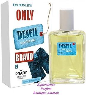 Générique-Perfume agua de baño para hombre Only Deseil Bravo 100 ml