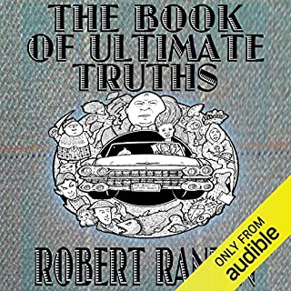 The Book of Ultimate Truths audiobook cover art
