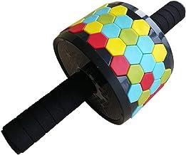 Abdominale roller, verbreding van stabiele wiel slip abdominale wiel abdominale fitnessapparatuur voor thuis duw buikwiel ...