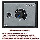 Immagine 2 ventilatore centrifugo obr200 con 500w