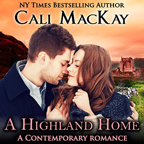 A Highland Home audiobook cover art