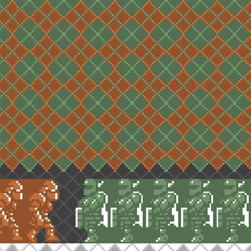 The Great Stitch Divide I - Here Comes the Plaid Platoon