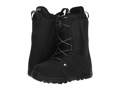 Burton Moto Boa(r) Snowboard Boot (Black) Men