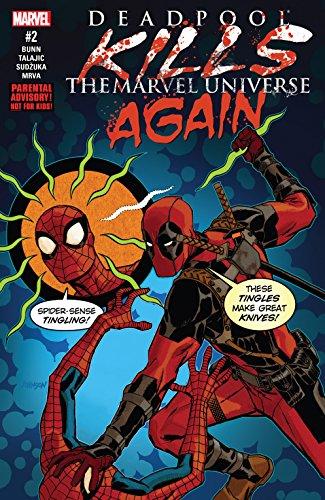 Deadpool Kills The Marvel Universe Again (2017) #2 (of 5) (English Edition)