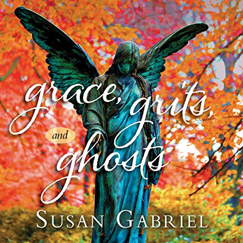 Grace, Grits and Ghosts audiobook cover art