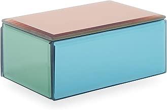 Now House by Jonathan Adler Chroma Mirror Jewelry Box