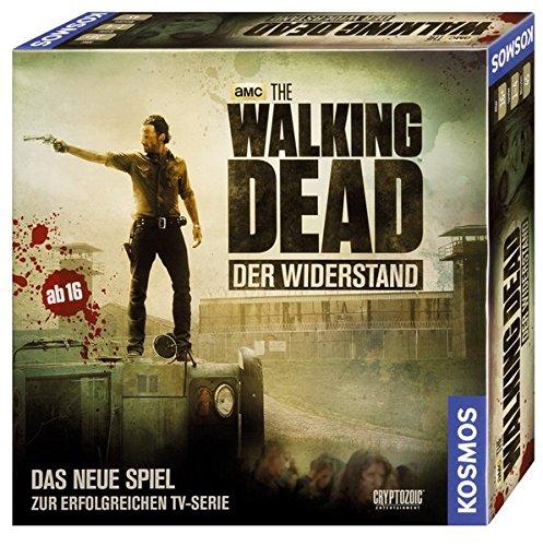 The Walking Dead - Der Widerstand: Das neue Spiel zur erfolgreichen TV-Serie für 1 - 4 Spieler
