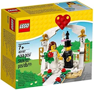 LEGO RECUERDO DE BODA 2018 40197 132 PIEZAS