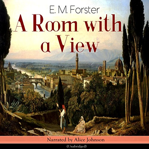 A Room with a View Audiobook By E. M. Forster cover art