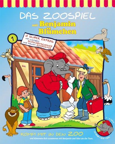 Benjamin Blümchen - Das Zoospiel
