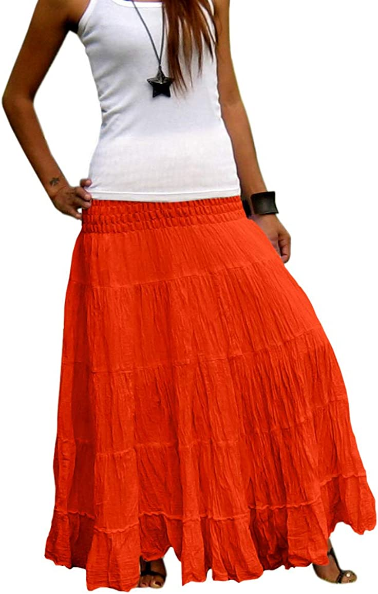 Billy's Thai Shop womens Maxi Skirt