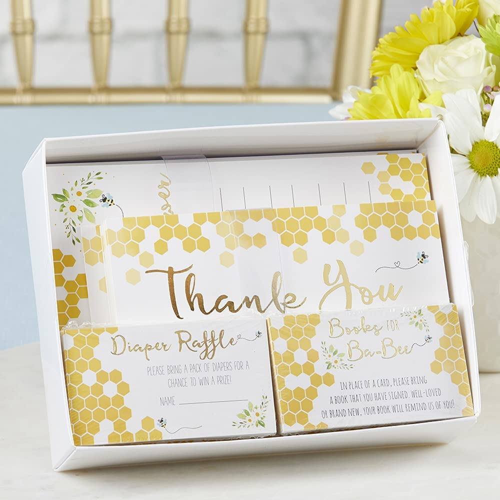 Kate Aspen Sweet as Can Bee High order Party Cards Thank Invitation You and Regular store