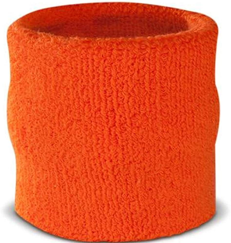 ProFeet Extra Clearance New products, world's highest quality popular! SALE Limited time Wide Orange Wristbands
