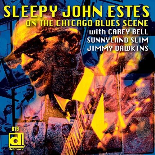Sleepy John Estes feat. Carey Bell, Sunnyland Slim & Jimmy Dawkins