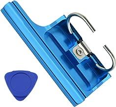 SIOTI Aluminum Replacement Lock Buckle Mount Rear Snap Latch for GoPro Hero 3+ 4 Camera Standard Underwater Waterproof Skeleton Housing Case with Easy Unlocking Tool (Blue)