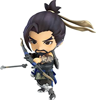 Good Smile Overwatch: Hanzo (Classic Skin Version) Nendoroid Action Figure