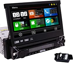 EINCAR GPS Navigation 1Din Autoradio 7 Zoll Touchscreen Muti Anti Diebstahl abnehmbare..