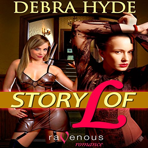 Story of L audiobook cover art