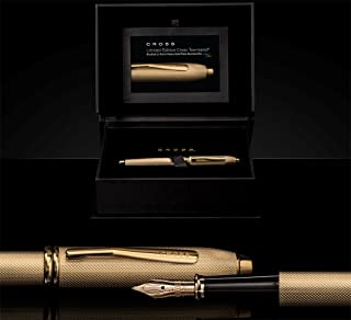 Cross Townsend 20th Anniversary Limited Edition Fine Point Fountain Pen - AT0046B-32FD