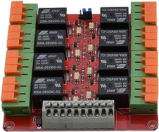 Losenlli Módulo de Control de relé de 8 Canales 20A 5V para Arduino UNO R3 Raspberry Pi