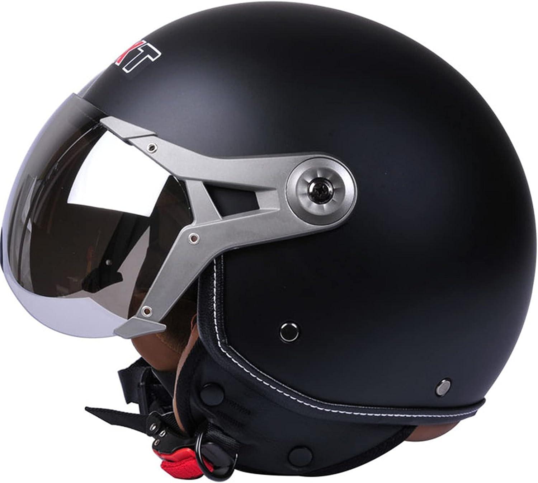 MOMOJA Vintage Super Finally resale start beauty product restock quality top Motorcycle Jet Moped Choppe Helmet Scooter