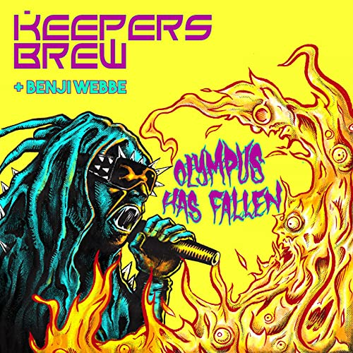 Olympus Has Fallen (feat. Benji Webbe) [Explicit]
