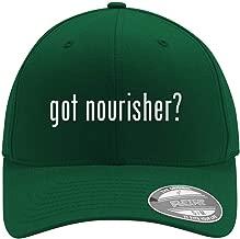 got Nourisher? - Adult Men's Flexfit Baseball Hat Cap