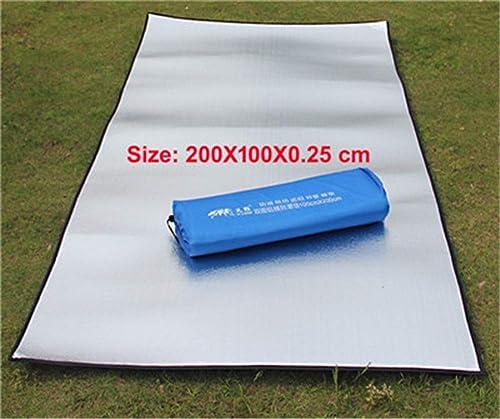 Tapis de Camping en Plein air Ultra-léger Tapis de Pique-Nique Tapis Tapis de Prougeection imperméable en Mousse pour la Plage