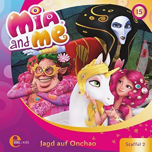 Jagd auf Onchao. Das Original-Hörspiel zur TV-Serie Titelbild