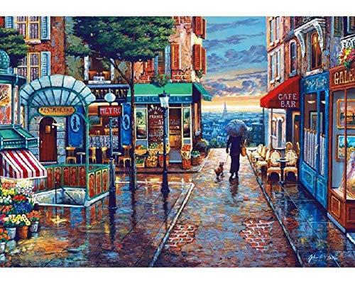 SPECOOL Rompecabezas Adultos 1000 Piezas,Puzzle Rompecabezas para Niños, Juguete De Regalo Ideal, La Mejor Decoración para El Hogar De Bricolaje (Cielo Estrellado de Van Gogh)