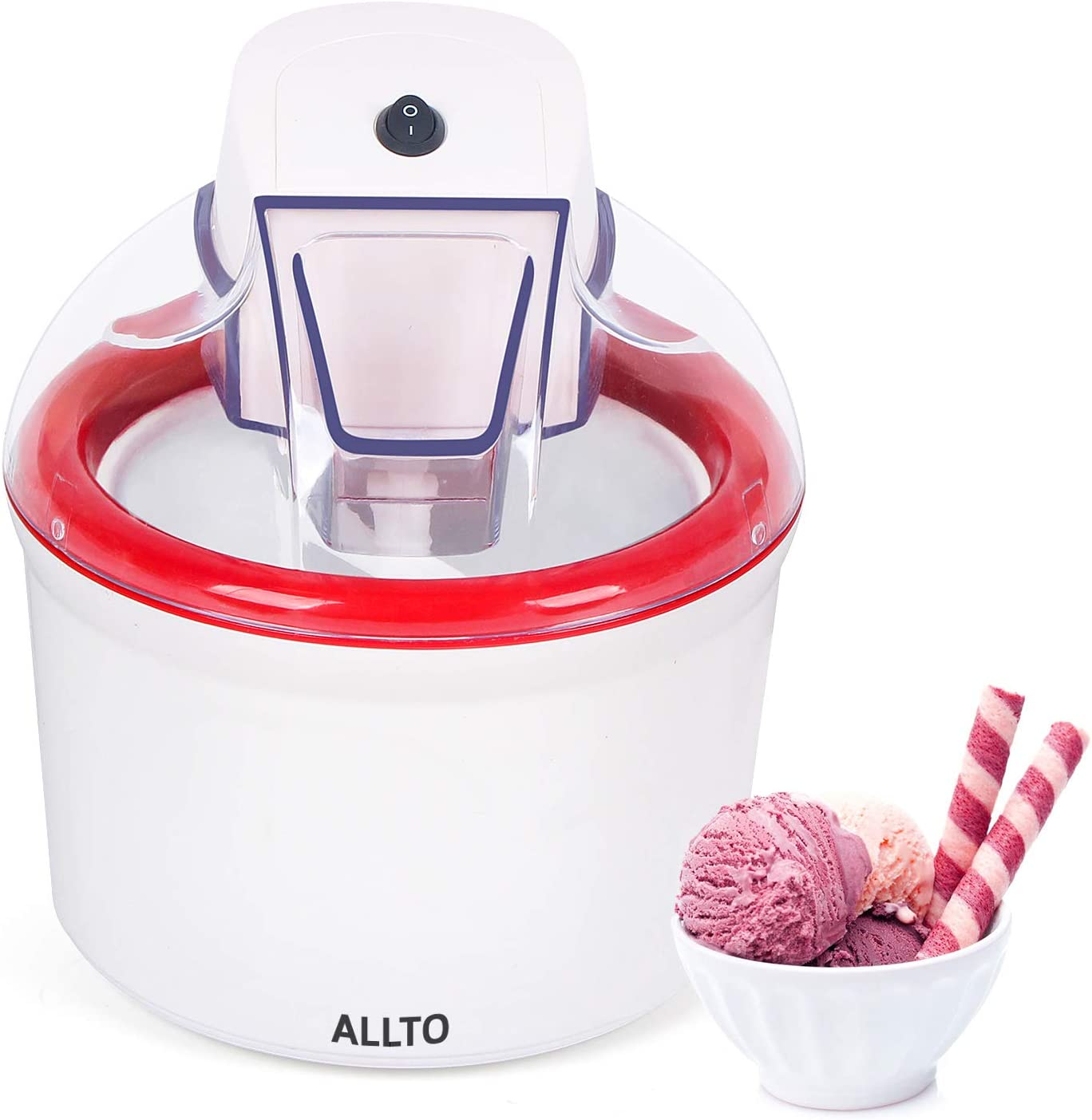 Ice Cream Translated Maker—Automatic Easy Electric Ma 25% OFF Homemade Kitchen