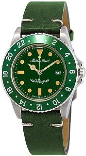 tissot green dial