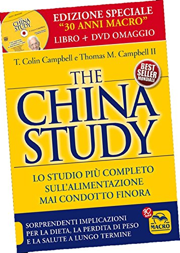 The China study. Il più importante e completo studio su alimentazione e salute. Ediz. speciale. Con DVD video