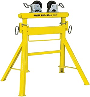 "Sumner 780443 Pro Roll with Rubber Wheels, 29"" to 43"" Adjustable Height, 2000 lb. Capacity"