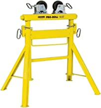 """Sumner 780443 Pro Roll with Rubber Wheels, 29"""" to 43"""" Adjustable Height, 2000 lb. Capacity"""